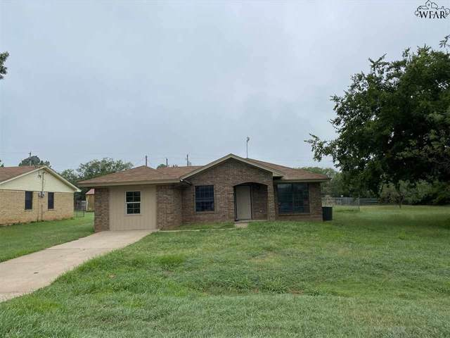 478 Piegan Trail, Wichita Falls, TX 76310 (MLS #157251) :: Bishop Realtor Group