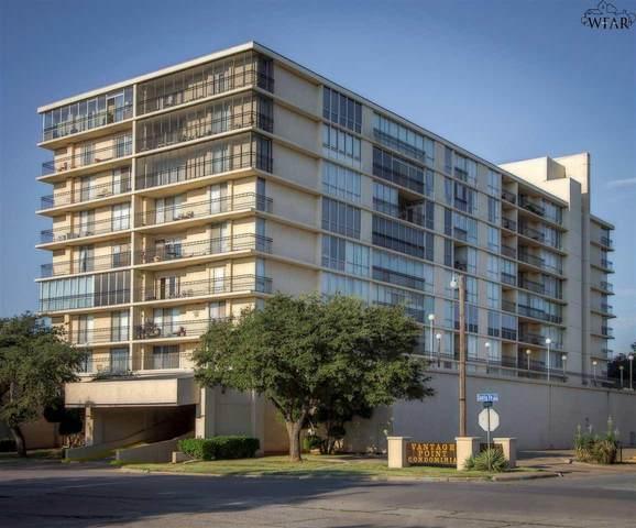 2100 Santa Fe Street, Wichita Falls, TX 76309 (MLS #157253) :: Bishop Realtor Group