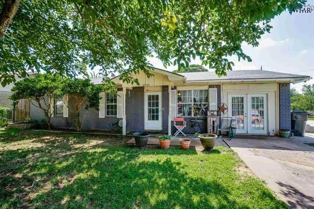 2900 S Bandera Drive, Wichita Falls, TX 76302 (MLS #157258) :: Bishop Realtor Group