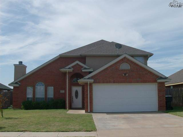 5424 Flo Drive, Wichita Falls, TX 76302 (MLS #157274) :: Bishop Realtor Group