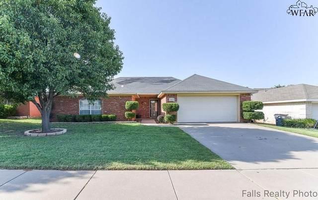 5413 Carlson Street, Wichita Falls, TX 76302 (MLS #157280) :: Bishop Realtor Group
