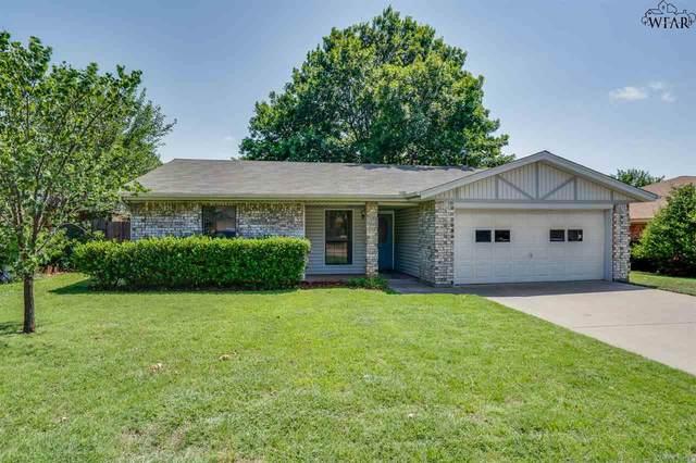 5105 Wildflower Lane, Wichita Falls, TX 76310 (MLS #157289) :: Bishop Realtor Group