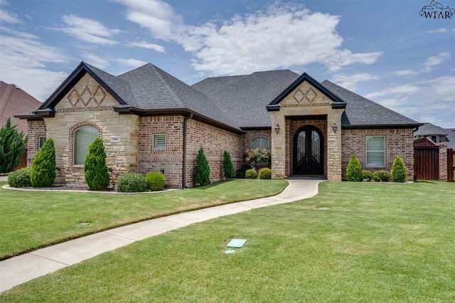 9 Copper Kettle Court, Wichita Falls, TX 76308 (MLS #157338) :: Bishop Realtor Group