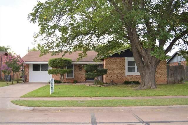 5111 Rockpoint Street, Wichita Falls, TX 76310 (MLS #157347) :: WichitaFallsHomeFinder.com