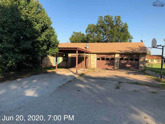 511 W Reed Street, Petrolia, TX 76377 (MLS #157359) :: Bishop Realtor Group