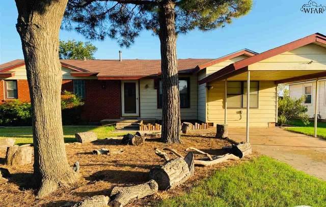 803 Van Horn Street, Iowa Park, TX 76367 (MLS #157373) :: Bishop Realtor Group