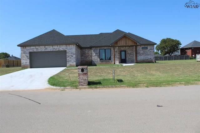 1413 Danberry Street, Burkburnett, TX 76354 (MLS #157389) :: Bishop Realtor Group