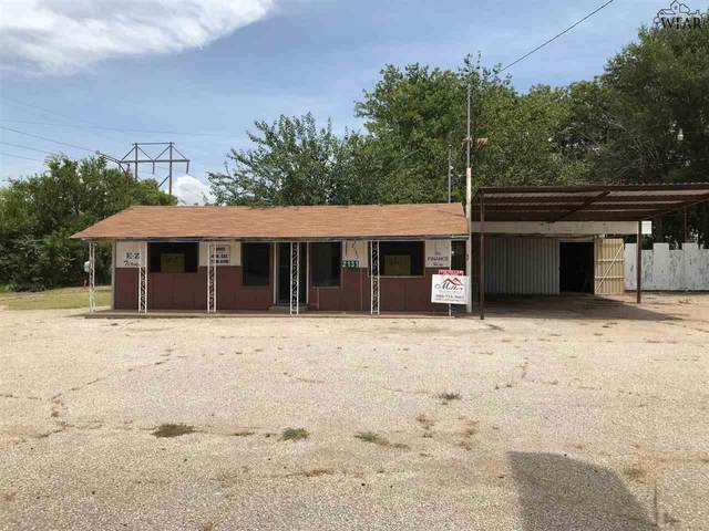 2131 Jacksboro Highway, Wichita Falls, TX 76302 (MLS #157419) :: Bishop Realtor Group