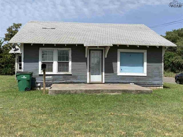2100 Tolar Street, Vernon, TX 76384 (MLS #157420) :: WichitaFallsHomeFinder.com
