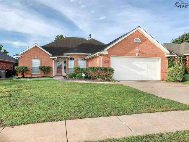 4 Northpark Drive, Wichita Falls, TX 76306 (MLS #157427) :: Bishop Realtor Group