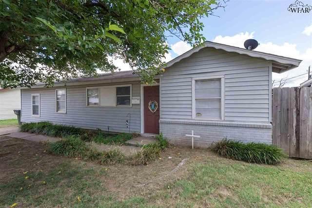 1625 Longview Street, Wichita Falls, TX 76306 (MLS #157436) :: Bishop Realtor Group