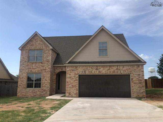19 Harley Court, Iowa Park, TX 76367 (MLS #157437) :: Bishop Realtor Group