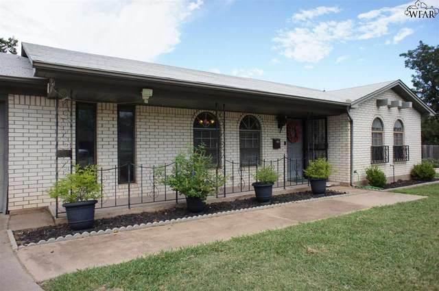4 Lori Lane, Wichita Falls, TX 76306 (MLS #157460) :: Bishop Realtor Group