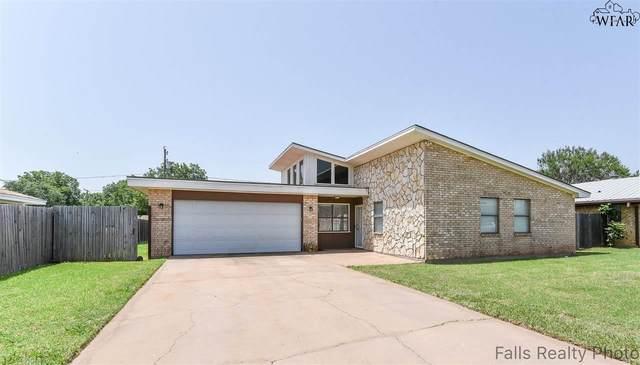 4319 Greenridge, Wichita Falls, TX 76306 (MLS #157465) :: Bishop Realtor Group