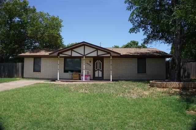 1200 Glendora Drive, Wichita Falls, TX 76302 (MLS #157502) :: Bishop Realtor Group