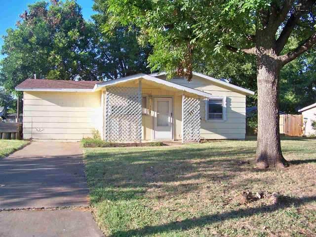 112 Westview Lane, Iowa Park, TX 76367 (MLS #157503) :: Bishop Realtor Group