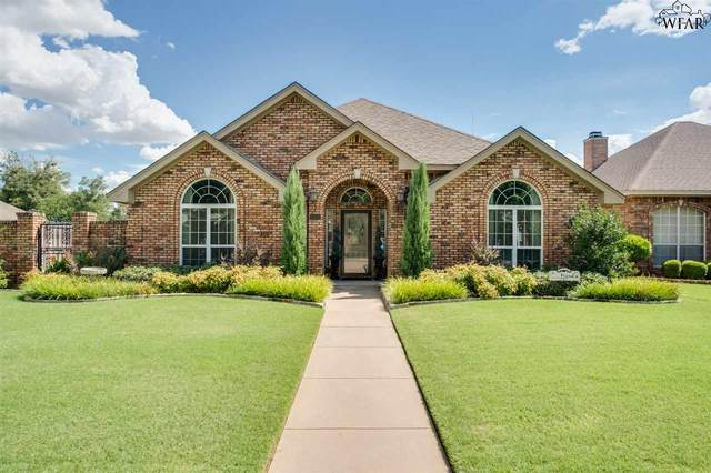 1620 Tanglewood Drive, Wichita Falls, TX 76309 (MLS #157506) :: Bishop Realtor Group