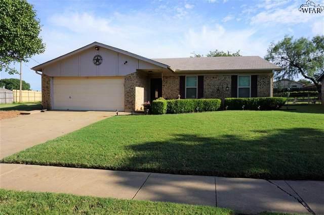 2720 Tampico Drive, Wichita Falls, TX 76306 (MLS #157507) :: Bishop Realtor Group
