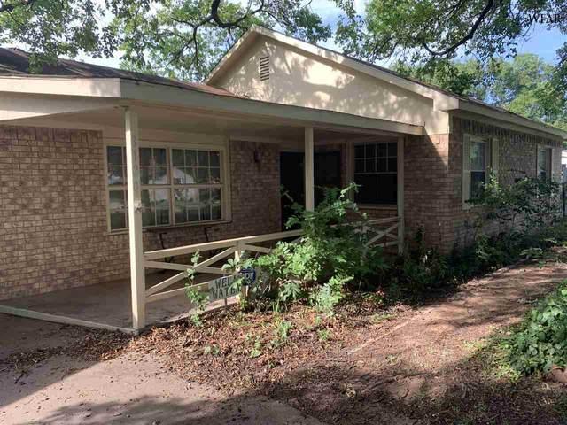 3120 Southeast Drive, Wichita Falls, TX 76306 (MLS #157516) :: Bishop Realtor Group