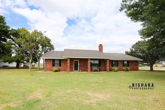 3-A Gilbert Road, Burkburnett, TX 76354 (MLS #157517) :: Bishop Realtor Group