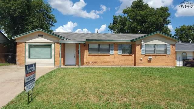 1405 Newhaven Road, Wichita Falls, TX 76306 (MLS #157525) :: Bishop Realtor Group