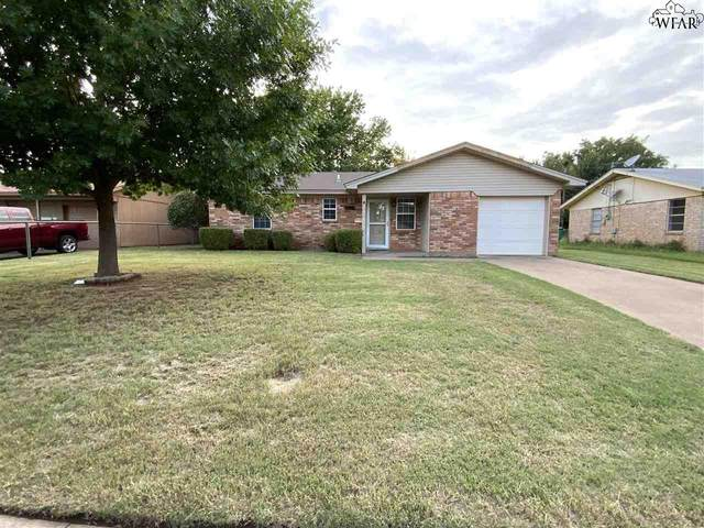 1112 Ruby Road, Burkburnett, TX 76354 (MLS #157532) :: Bishop Realtor Group