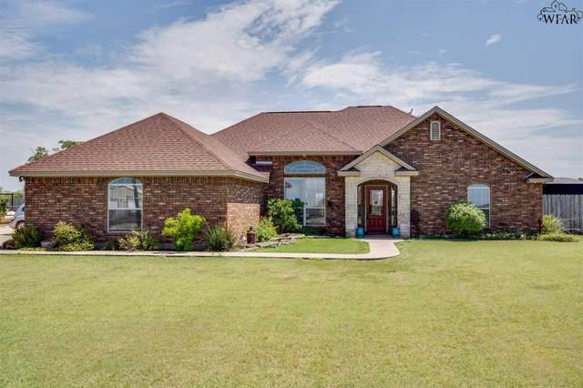 688 Red Rock Road, Wichita Falls, TX 76305 (MLS #157535) :: Bishop Realtor Group