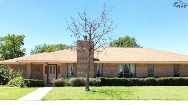 1514 Carol Lane, Wichita Falls, TX 76302 (MLS #157537) :: Bishop Realtor Group