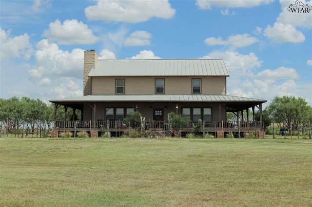 1631 River Road, Petrolia, TX 76377 (MLS #157542) :: Bishop Realtor Group