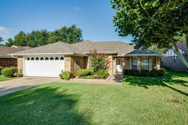 4809 Shenandoah Drive, Wichita Falls, TX 76310 (MLS #157543) :: Bishop Realtor Group