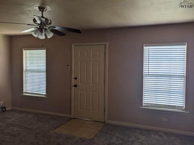 405 N Bailey Street, Electra, TX 76360 (MLS #157557) :: Bishop Realtor Group