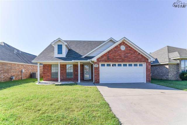 5105 Ryan Collins Drive, Wichita Falls, TX 76306 (MLS #157561) :: Bishop Realtor Group