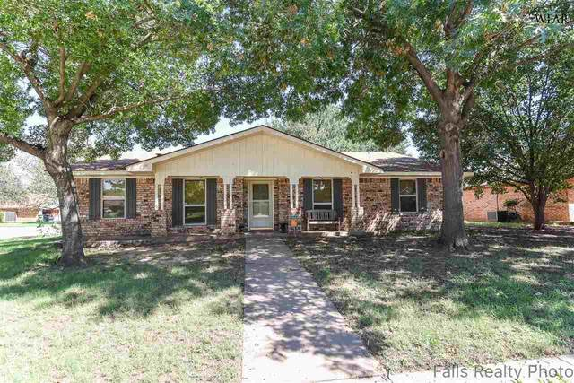 5801 Briargrove Drive, Wichita Falls, TX 76310 (MLS #157567) :: Bishop Realtor Group