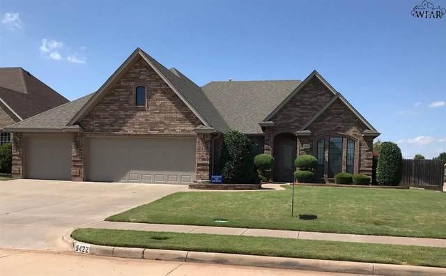 5422 Sun Stone Drive, Wichita Falls, TX 76310 (MLS #157569) :: WichitaFallsHomeFinder.com