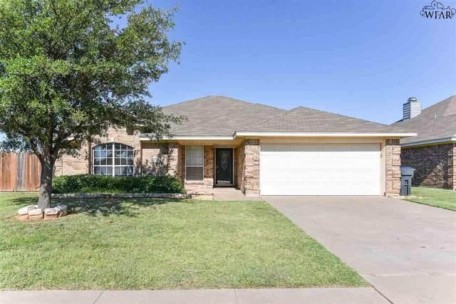 4816 Libby Drive, Wichita Falls, TX 76310 (MLS #157573) :: Bishop Realtor Group