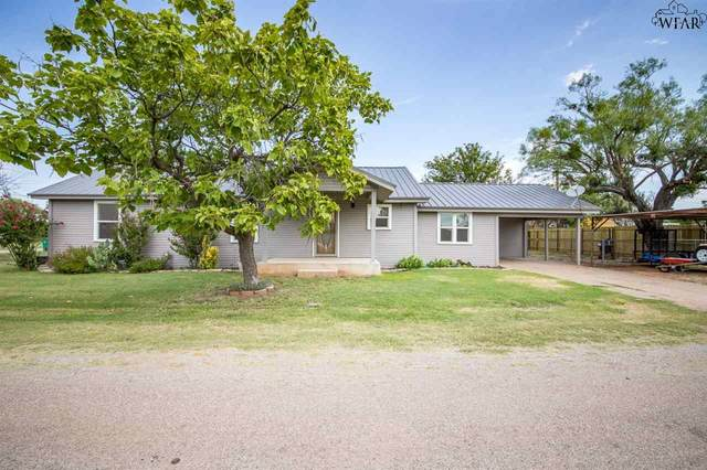 201 E Live Oak Street, Holliday, TX 76366 (MLS #157576) :: Bishop Realtor Group