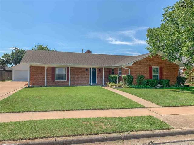1718 Ridgemont Drive, Wichita Falls, TX 76309 (MLS #157577) :: Bishop Realtor Group