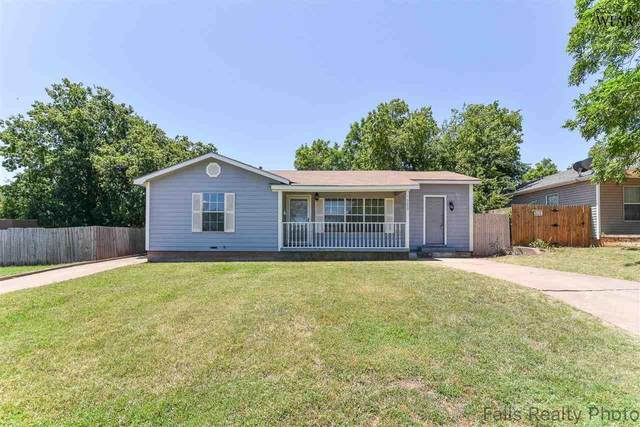 3209 10TH STREET, Wichita Falls, TX 76309 (MLS #157578) :: Bishop Realtor Group