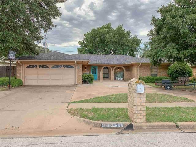 3 Brenna Drive, Wichita Falls, TX 76302 (MLS #157581) :: Bishop Realtor Group