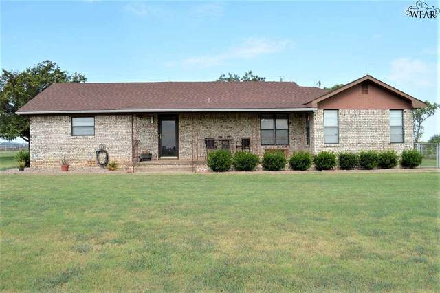 564 Munchrath Road, Windthorst, TX 76389 (MLS #157583) :: WichitaFallsHomeFinder.com