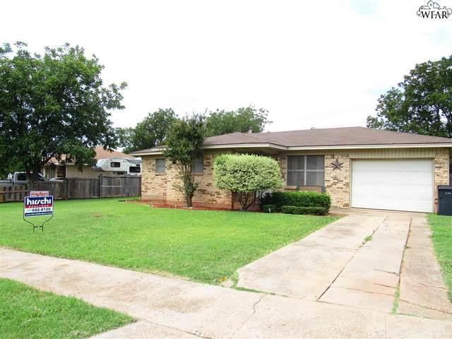 3916 Parker Boulevard, Wichita Falls, TX 76302 (MLS #157587) :: Bishop Realtor Group