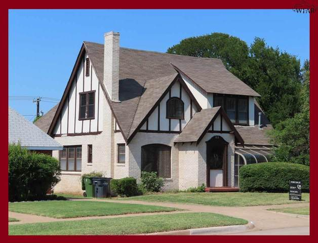 3100 10TH STREET, Wichita Falls, TX 76309 (MLS #157592) :: Bishop Realtor Group
