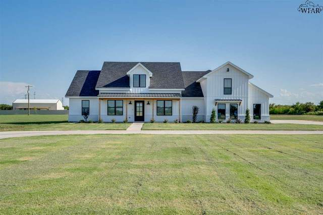 5635 Kovarik Road, Wichita Falls, TX 76310 (MLS #157593) :: WichitaFallsHomeFinder.com