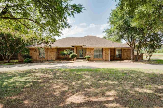 1607 Wagon Wheel, Iowa Park, TX 76367 (MLS #157595) :: WichitaFallsHomeFinder.com