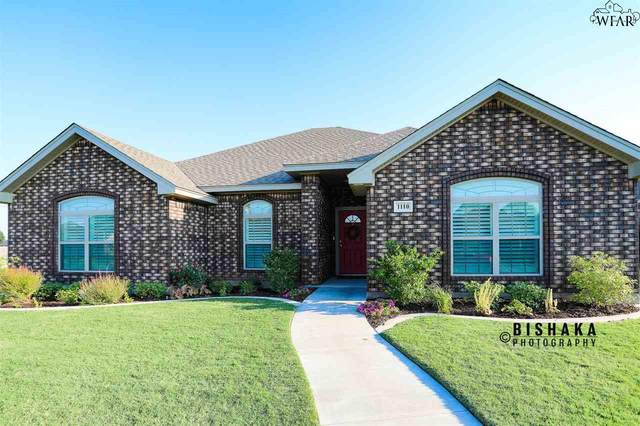 1110 Chaparral Court, Burkburnett, TX 76354 (MLS #157601) :: Bishop Realtor Group