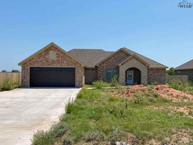50 Ford Road, Holliday, TX 76366 (MLS #157605) :: WichitaFallsHomeFinder.com
