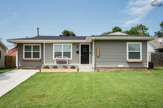 1512 Hursh Avenue, Wichita Falls, TX 76302 (MLS #157610) :: Bishop Realtor Group