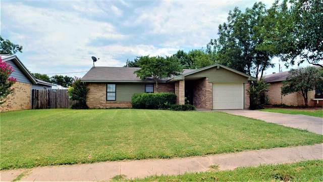 223 Dirks Drive, Wichita Falls, TX 76302 (MLS #157614) :: Bishop Realtor Group