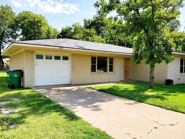 309 W College Street, Burkburnett, TX 76354 (MLS #157622) :: Bishop Realtor Group