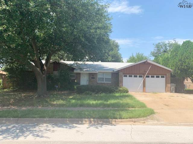4002 Kevin Drive, Wichita Falls, TX 76306 (MLS #157627) :: Bishop Realtor Group
